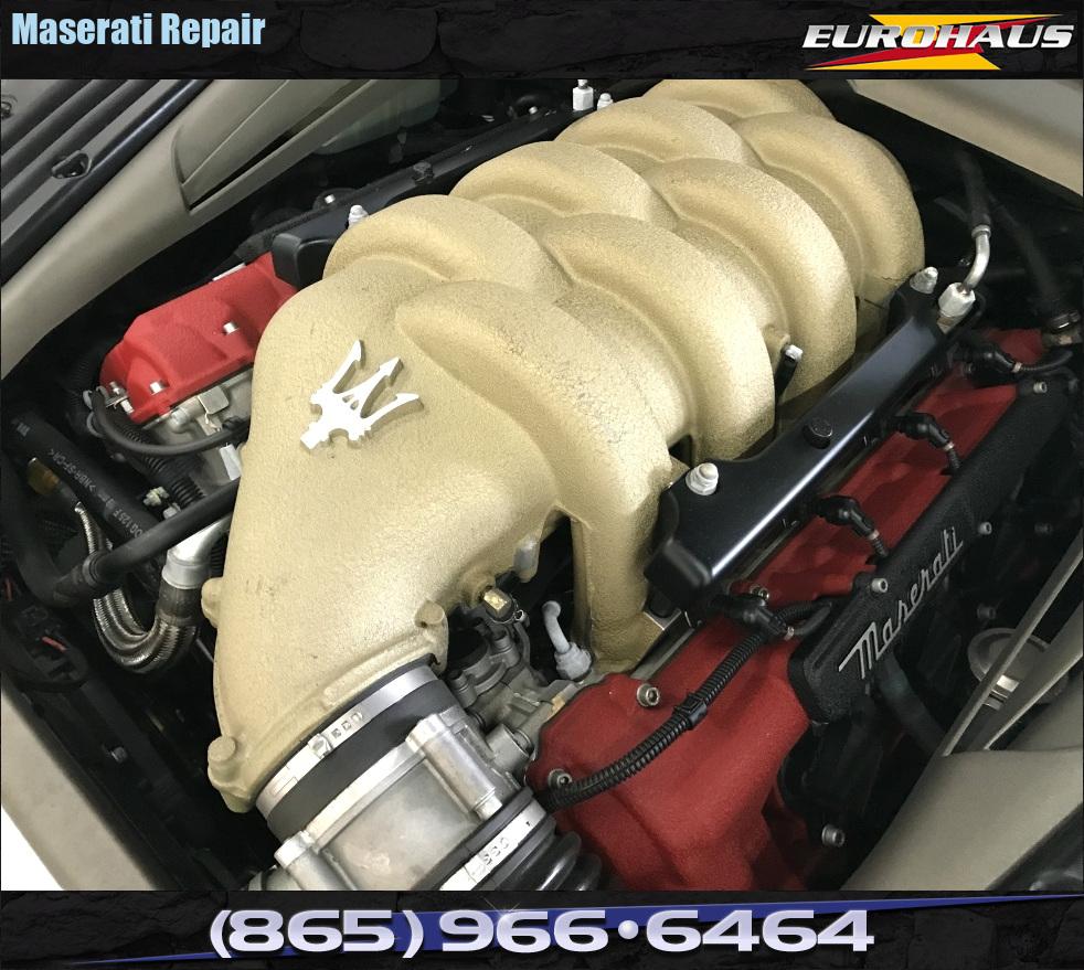 Maserati_Repair