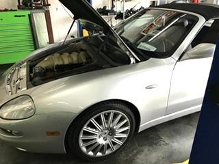 Maserati Repair  Maserati Repair EuroHaus MotorSports of east Tennessee