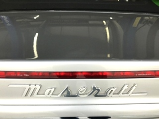 Maserati Repair