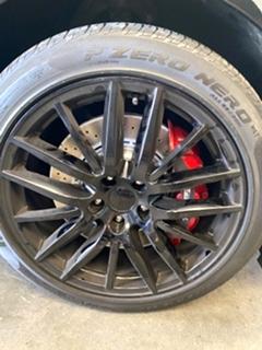 Maserati Repair Maserati Ghibli Brake Repair